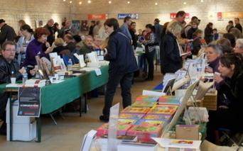 Un salon du livre ambitieux - Le JSL   Les News sur l'Auto-Edition !   Scoop.it