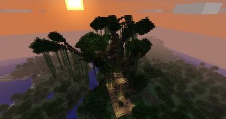 TESOL Builders | MinecraftEdu | Scoop.it