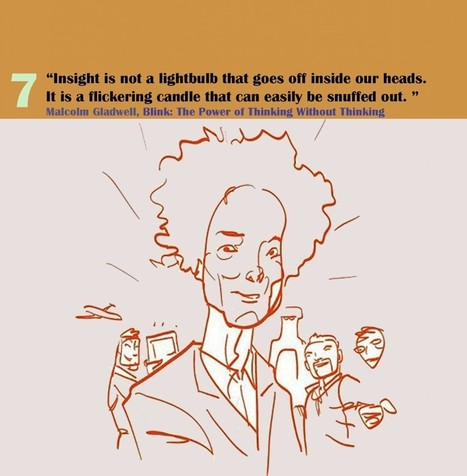 The Tipping Point: 10 Quotes by Malcolm Gladwell | IntelligentHQ | Scoop.it