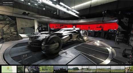 La Batcaverna è su Google Maps | Fotografia news | Scoop.it