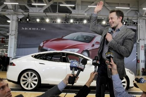 Tesla outsells Porsche, Buick, Lincoln, others in California (+video) | Sustain Our Earth | Scoop.it