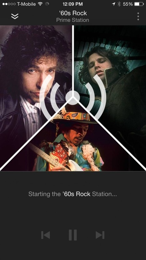 Amazon adds personalized music stations on iOS | Radio 2.0 (En & Fr) | Scoop.it