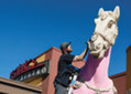P.F. Chang paints horse for charity event | Local Business | Tri-CityHerald.com | Home & Horse | Scoop.it