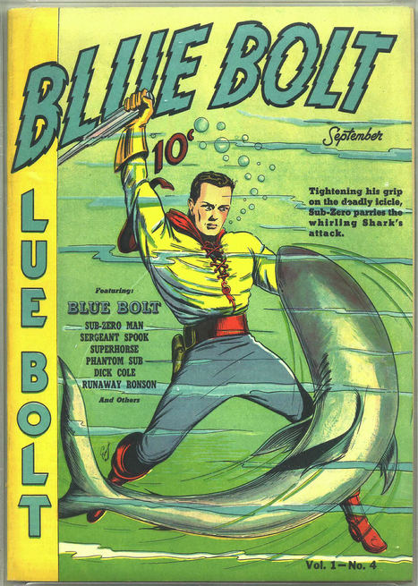 Download 15,000+ Free Golden Age Comics from the Digital Comic Museum | Books, Photo, Video and Film | Scoop.it