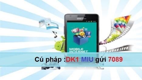 Hướng dẫn cách cài đặt gói cước Miu của Mobifone | Dịch Vụ Mobifone | Scoop.it