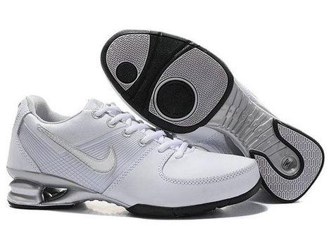 Nike Shox R2 Femme 0001 [CHAUSSURES NIKE SHOX 00340] - €61.99 | PAS CHER Nike Shox femme | Scoop.it