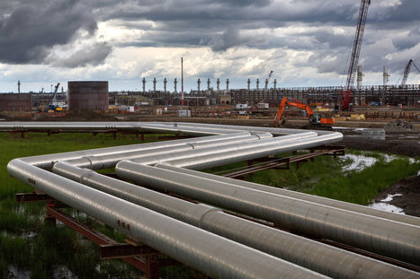 In Bid for Keystone, Visions of a Greener Pipeline | Sustain Our Earth | Scoop.it