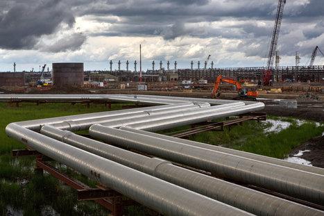 In Bid for Keystone, Visions of a Greener Pipeline | AP Gov | Scoop.it