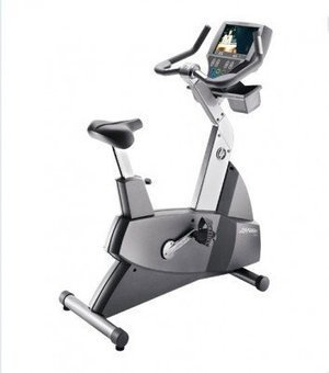 ###   Life Fitness 95Ce Remanufactured Upright Bike with Integrated LCD TV Life Fitness   Exercise Bike Life Fitness   Scoop.it