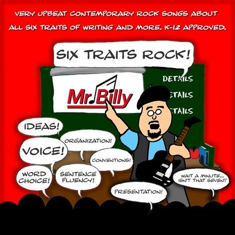 SixTraitsRock.com | Writing activities for kids | Scoop.it