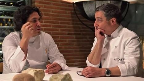 Joan Roca y Gastón Acurio, diálogo entre cocina y otras artes - Gastronomía & Cía   Chefs   Scoop.it
