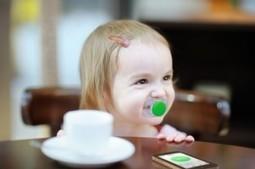 Pacifi, la première tétine connectée pour suivre la température de son bébé - le Web des Objets | Les bébés connectés | Scoop.it