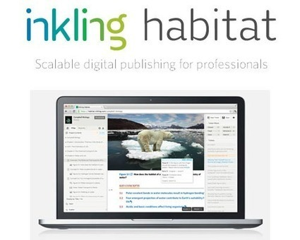 Inkling Habitat, le 1er concurrent direct d'iBooks Author | ACTU DES EBOOKS | Scoop.it
