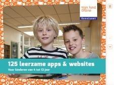 Nieuwe brochure: 125 leerzame apps & websites | Mijn Kind Online | ICT Nieuws | Scoop.it
