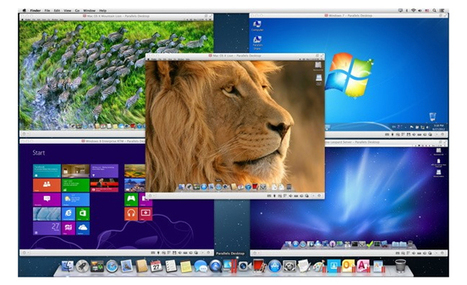 Parallels Desktop 8 Update With Windows 8 Gesture Support And More » Geeky Gadgets | All Technology Buzz | Scoop.it