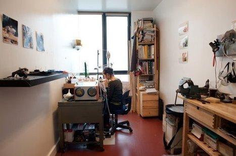 Incubateur Boulle : Appel à candidatures | L'Etablisienne, un atelier pour créer, fabriquer, rénover, personnaliser... | Scoop.it