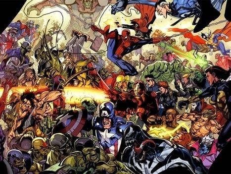El futuro de los cómics – Infobae.com | Comic - Historieta | Scoop.it