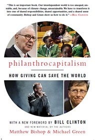 Books of the Year | Philanthrocapitalism | FundsForGood | Scoop.it