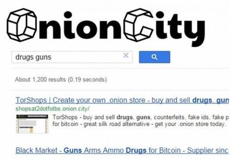 Onion.City – Un moteur de recherche pour le Deep Web | Web information Specialist | Scoop.it