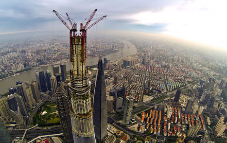 Shanghai Glut Rises With Tallest Tower: Real Estate - Bloomberg | Real Estate | Scoop.it