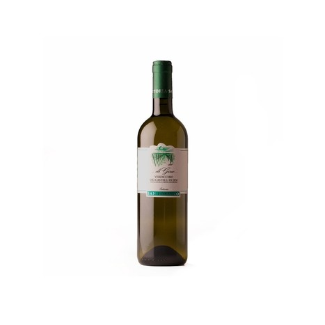 "Le Marche Wines in UK: Verdicchio dei Castelli di Jesi ""Gino"", Fattoria San Lorenzo '12 