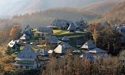Drvengrad, turisme cinematogràfic a Sèrbia | Hi havia una vegada un país... | Scoop.it