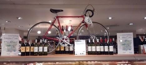 Wine tasting at John Lewis - Vintage Velo | Vintage Velo News | Scoop.it