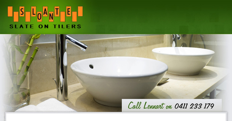 Floor Tiling Central Coast | Slate On | Small Business Bloggers | Scoop.it