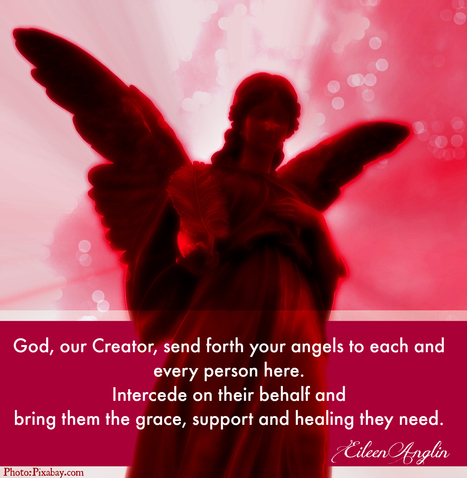 A Prayer to God's Angels   Angelic Empowerment with The Path of the White Rose LLC   Scoop.it