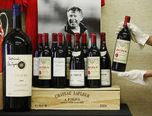 Ferguson's wine collection fetches staggering sum at auction - YahooXtra Blogs (blog) | Wine | Scoop.it