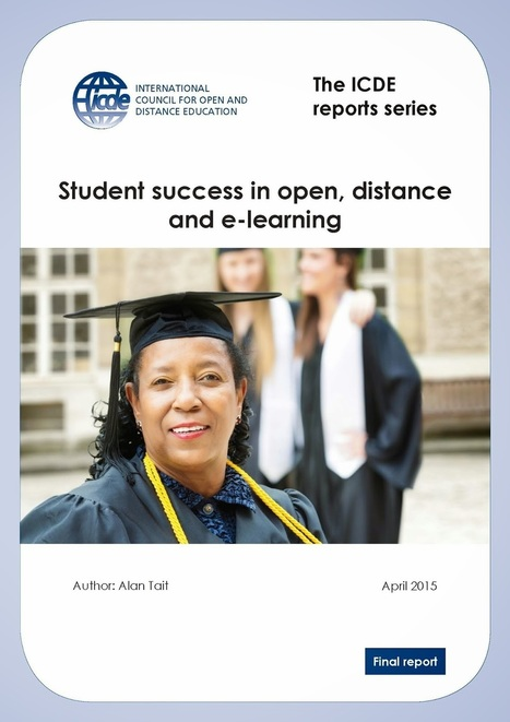 Flexspan: Framgångsfaktorer för distansstudenter, ny rapport | Nitus - Nätverket för kommunala lärcentra | Scoop.it
