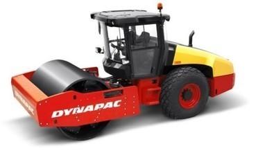 Les nouveaux Dynapac sortent pour Intermat - FRANCE BTP | Marketing Business To Business | Scoop.it