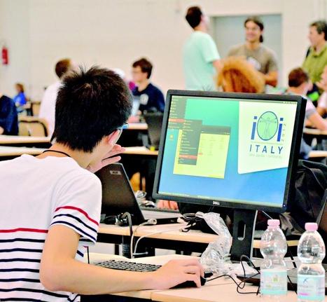 Lo sapete che le Olimpiadi di Informatica si svolgono sul Lago di Garda?   Quotidiano Online!   Scoop.it