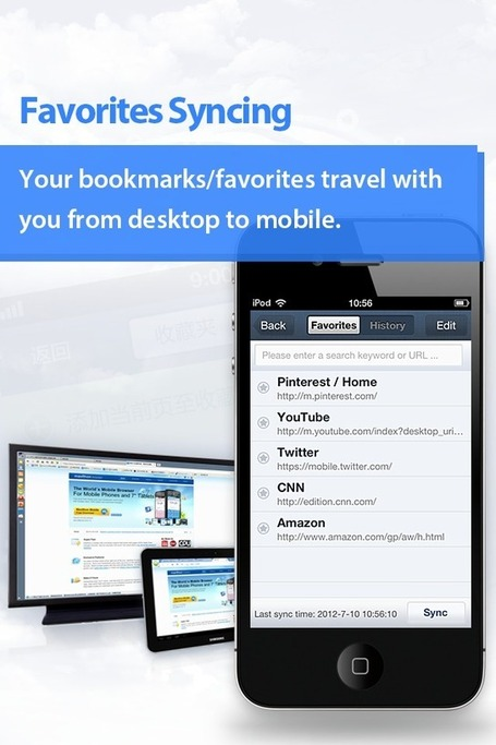 Maxthon Web Browser | SmartAppli : Télécharger le meilleur des applications mobiles pour Iphone, Blackberry, Android, Nokia... | Maxthon | Scoop.it