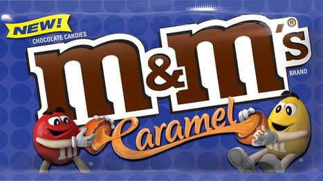 Caramel-Filled M&Ms Roll Out Next May | Urban eating | Scoop.it