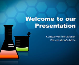 Science PowerPoint Template   ccc   Scoop.it