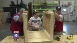Students Build Math Skills & Character with Dog House Project - fox4kc.com | Early Childhood Geometry | Scoop.it