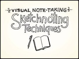 Viznotes101 sketchnoting-techniques-090510233906-phpapp02 | Mind Mapping | SKETCHNOTING | Scoop.it