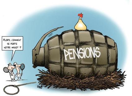 Retraites plombées, retraites dorées | Contrepoints | Réflexion de net-partenaires | Scoop.it
