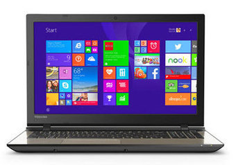 Toshiba Satellite L50D-CBT2N22 Review - All Electric Review | Laptop Reviews | Scoop.it