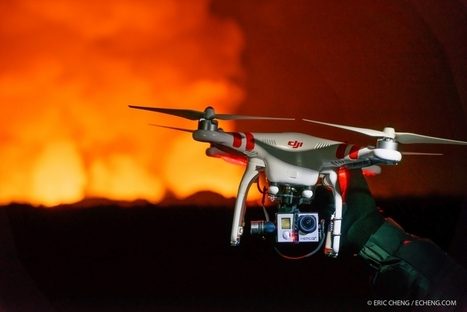 Incredible Drone Aerial Footage Of Iceland Volcano | Fstoppers | tecnologia s sustentabilidade | Scoop.it