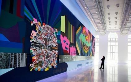 Une nouvelle génération d'hôtels habités par l'art