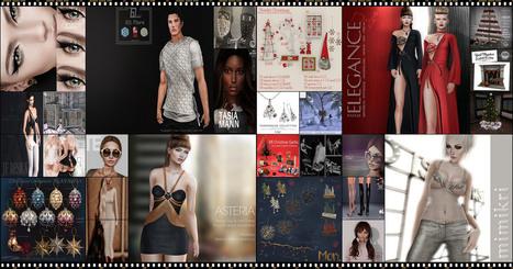 Cosmopolitan {Round 8-5} 5th - 17th December | 亗 Second Life Home & Decor 亗 | Scoop.it