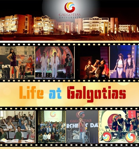 College Fest | Galgotias University | Scoop.it