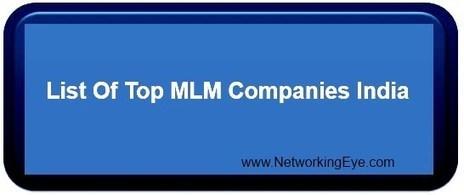 list of top mlm companies in india | MLM News Updates | Scoop.it