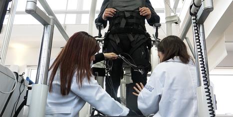La technologie au secours des paraplégiques | La technologie au service de la santé et du handicap | Scoop.it