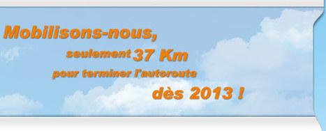 Vive l'autoroute Castres-Toulouse 2013 - L'antidote de Philippe ... | Autoroute Castres-Toulouse | Scoop.it