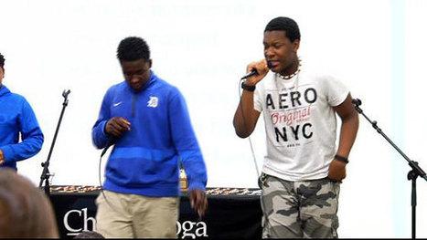 Reaching students through hip-hop - WRCB-TV | Using Hip Hop & Rap In Education | Scoop.it