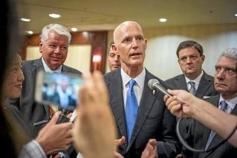Florida Gov. Rick Scott gets warm reception at VICA lunch | California | Scoop.it