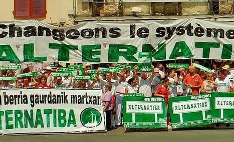 Alternatiba à Bayonne : un dimanche engagé - Aqui! | alternatiba2013 | Scoop.it